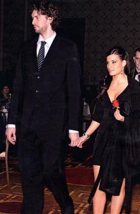 El deportista parece haber encontrado la estabilidad con la joven Silvia López.