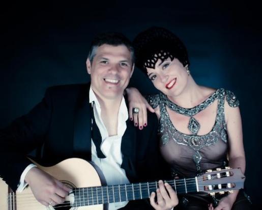 Maria Camps y Pere Arguimbau forman el dúo 'Yokali'.