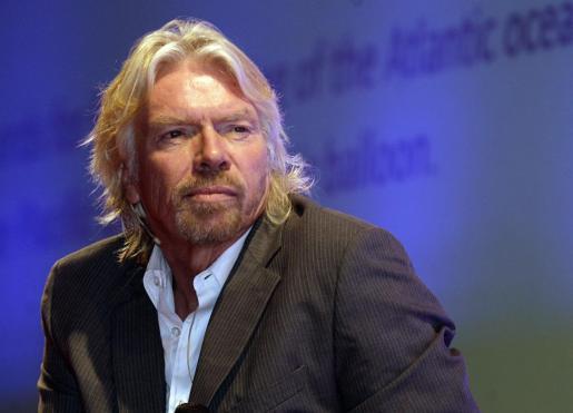 Foto de archivo tomada el 27 de septiembre de 2010 del fundador del grupo Virgin, Richard Branson.