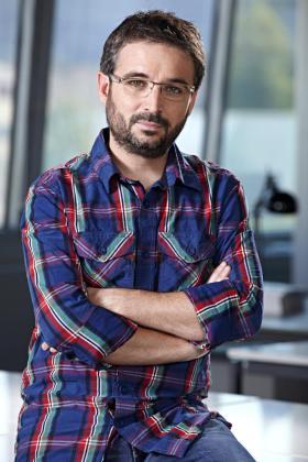 El presentador Jordi Évole, en una imagen promocional.