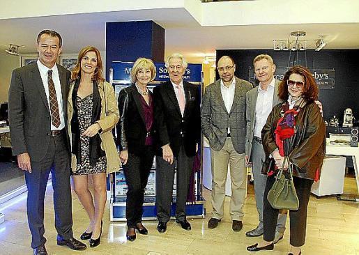 Daniel Chavarría, Mariana Muñoz, Susie, Peter Blond, Andrei Manoukovski, Paul Kempe