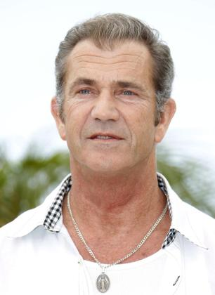 El actor australiano Mel Gibson.