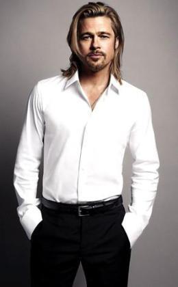 El actor Brad Pitt, en una foto promocional.