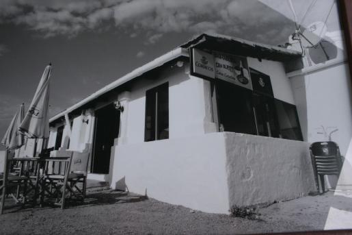 La oficina de Correos, años atrás.