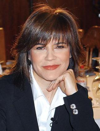La periodista y presentadora Carmen Hornillos.