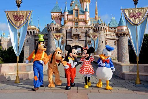 Imagen promocional del parque de atracciones Walt Disney World, en Orlando (EEUU).