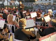 Palma discreto concierto de la lluna en bodegas Macia Batle