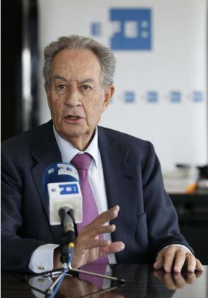 El presidente de OHL, Juan Miguel Villar-Mir.
