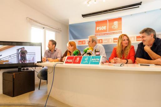 EIVISSA / IBIZA: PSOE problemas descontrol temporada turística.