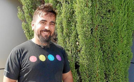 Felipe Planells es el creador de Fesunuc.com que informa sobre todos los eventos de ocio de Eivissa. g Foto: I. ARAÑÓ
