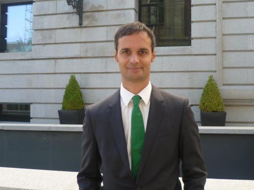 Pablo Martín, en una imagen de archivo.