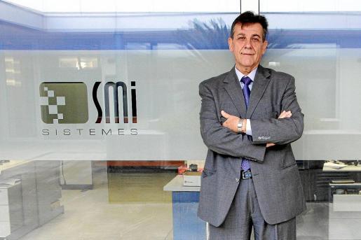 Miquel Salom, director de la oficina de SMI Sistemas, ubicada en el Parc Bit.