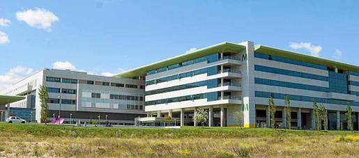 El Hospital Universitario Son Espases es el moderno centro hospitalario de referencia de Balears.