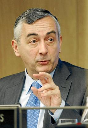 Carlos Ocaña, secretario de Estado de Hacienda.