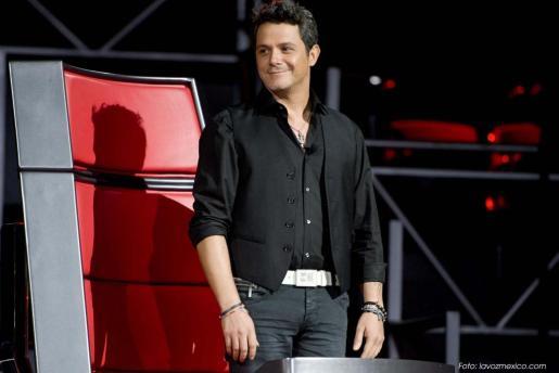 Alejandro Sanz será coach de La Voz.