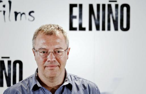 El cineasta Daniel Monzón, director de El Niño.