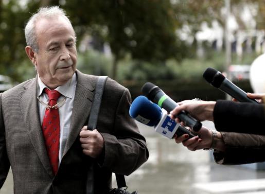 El juez José Castro, en una imagen de archivo.