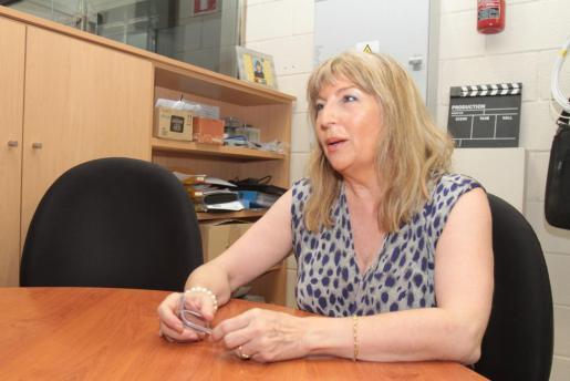 Foto de archivo de la exalcaldesa Marienna Sánchez Jáuregui.