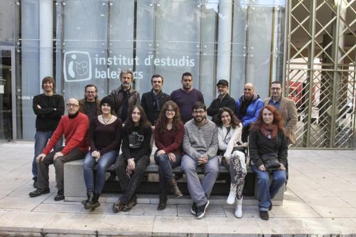 palma palma r.p institut estudis balearics foto miquel a. cañellas