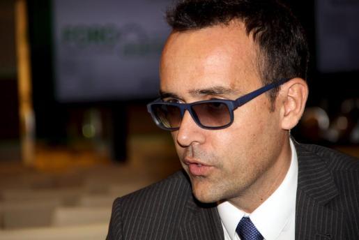 Imagen del publicista y presentador de televisión Risto Mejide.