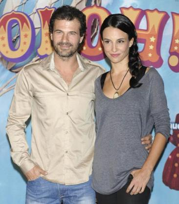 Rodolfo Sancho y Xenia Tostado, en una imagen de archivo.