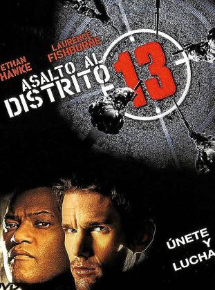 Remake de uno de los trabajos más destacados de John Carpenter, 'Asalto a la comisaría del distrito 13'.