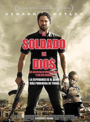 Gracias al éxito de 'Quantum of Solace', Marc Forster pudo rodar esta cinta sobre un mercenario/predicador.