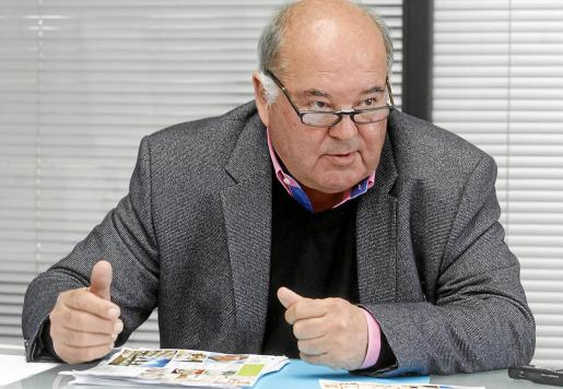 El empresario Alberto Torres desarrollará en los próximos años cuatro proyectos de alojamiento para los que invertirá alrededor de 100 millones de euros. Foto: DANI ESPINOSA