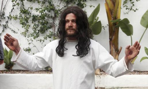 Jesús sentenciado a muerte. Foto: DANI ESPINOSA