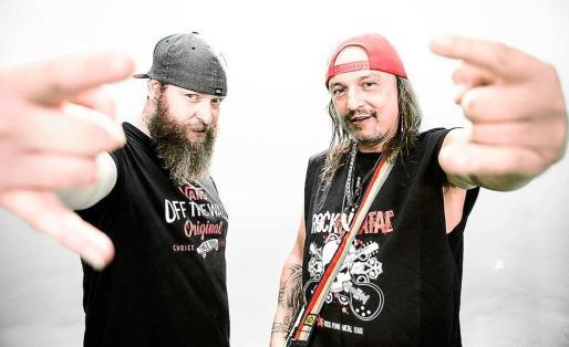 O'Funk'illo, formado por Andrea Lutz y Pepe Bao, será el grupo estrella de cartel del II Rock In Riu Festival.