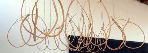Una de las obras de Herreyns que se exponen en el MACE. Foto: MACE