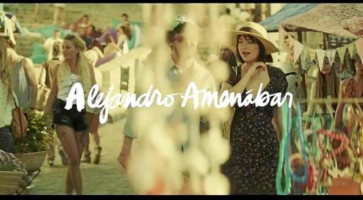 Ayer se publicó el trailer dirigido por Alejandro Amenábar en el que se pueden disfrutar de algunos planos de lo que se verá definitivamente.