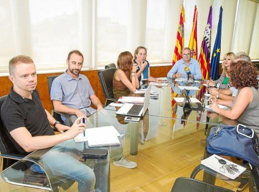 Der neue Consell de Ibiza.