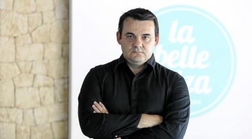 Chef Gilles Escaffer.