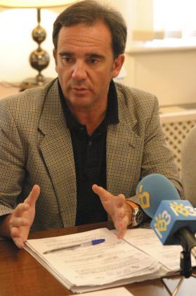 Raúl Burillo, hasta ahora delegado de la Agencia Tributaria en Baleares.