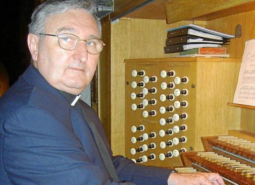 El párroco Bartomeu Veny, organista titular de la Catedral de Mallorca, inaugurará el certamen.