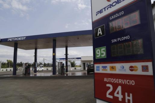 Punto de suministro de gasóleo y gasolina más barato en Palma.