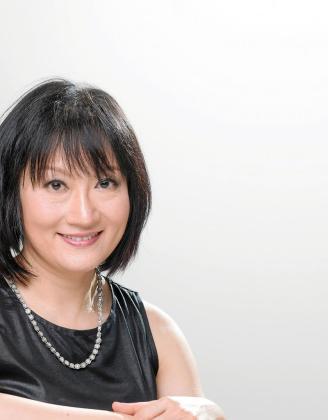 Mary Wu, concertista de piano.