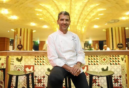 El chef Paco Roncero vive su segundo verano en Eivissa al frente de Estado Puro y Sublimotion, ambos en Hard Rock Hotel Ibiza.