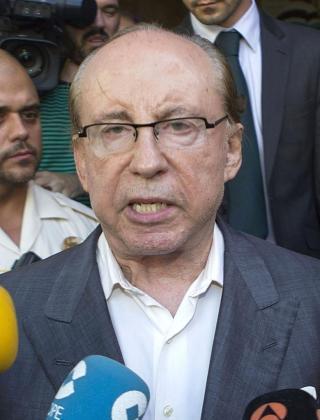Fotografía de archivo del 29 de agosto de 2012 del empresario José María Ruiz-Mateos.