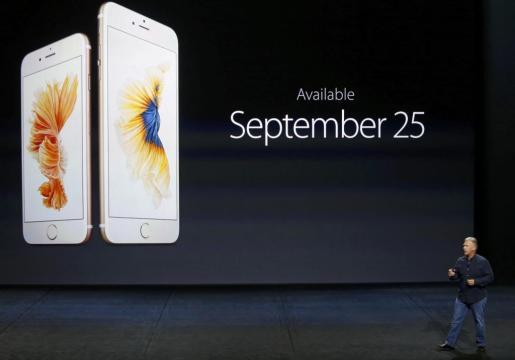 Apple ha presentado este miércoles sus nuevos modelos de iPhone.