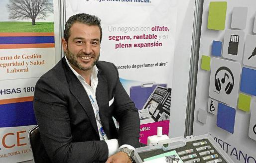 Fernando Castillo, el empresario ibicenco que recibirá la indemnización de Vodafone.