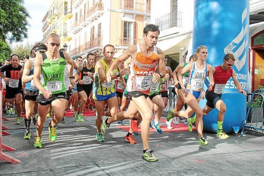 El domingo serán muchos los corredores participantes en la mini maraton Toni Costa Balanzat.