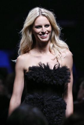 La modelo checa Karolina Kurkova.