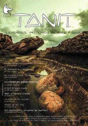 El número 2 de la revista Tanit publica temas de interés relacionados con la historia, las leyendas y los misterios de Eivissa, e incluye además colaboraciones de artistas, fotógrafos y articulistas.