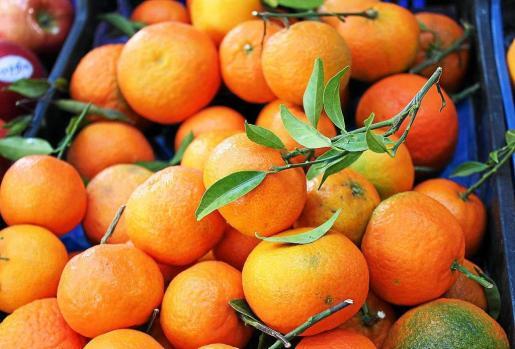 Las primeras clementinas, naranjas navel y para zumo de la temporada ya se encuentran en nuestros mercados. Foto: D.M.