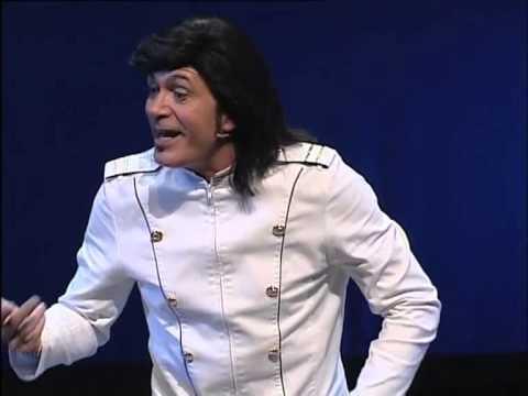 Agustín 'El Casta' en una de sus actuaciones.
