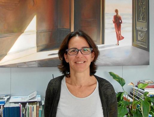La consellera de Cultura del Consell de Formentera, Susana Labrador.