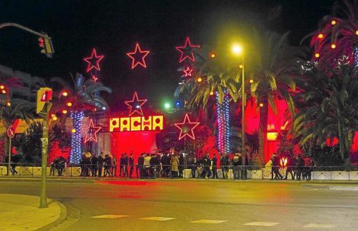 La discoteca Pachá servirá como escenario para la gran gala solidaria prevista para el domingo día 13.
