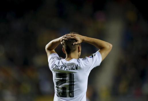 El Cómite de Apelación mantiene la sanción al Real Madrid por la alineación indebida de Denis Cheryshev en el partido de Copa del Rey ante el Cádiz